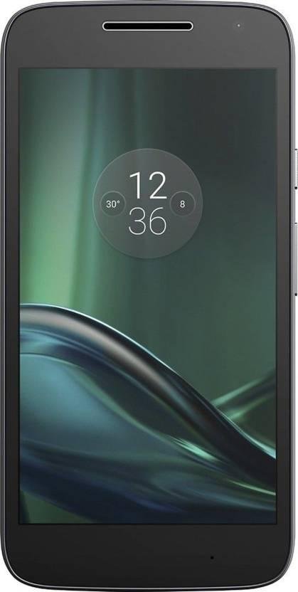 Moto G4 Plus (Black, 32 GB)