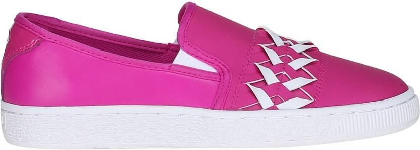 Puma Basket Slip on Cut out Wn s Casual Shoes For Women - Buy ULTRA ... c4239d60e