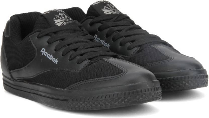 12f6fd69d741b1 REEBOK CLASS BUDDY School Shoes For Men - Buy BLACK BLACK Color ...
