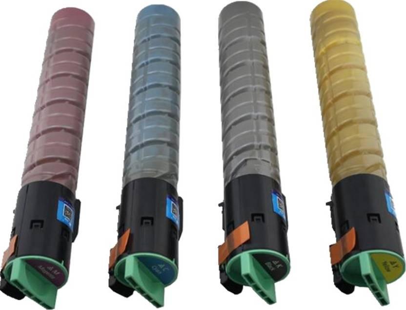 Dubaria C2030 Toner Cartridge Compatible Replacement For Ricoh MP C2030  Toner Cartridges For Use In Ricoh Aficio MP C2030, C2050, C2051, C2550,  C2551