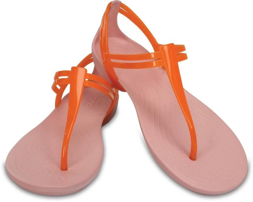 095785def8c1d Crocs Women Orange Sports Sandals - Buy 202467-83S Color Crocs Women Orange  Sports Sandals Online at Best Price - Shop Online for Footwears in India ...