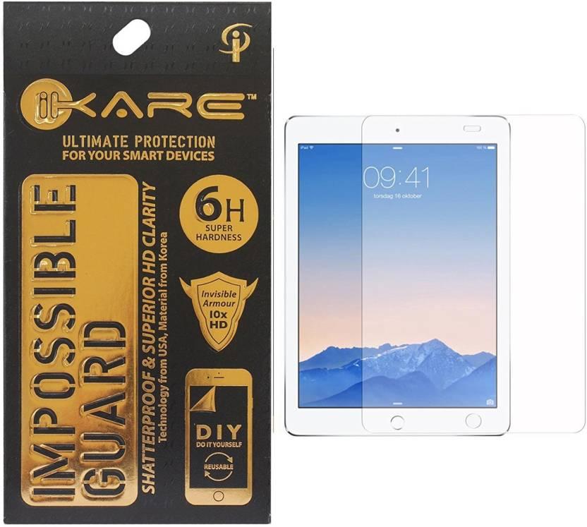 iKare Impossible Screen Guard for Apple iPad Air 2, Apple iPad 6