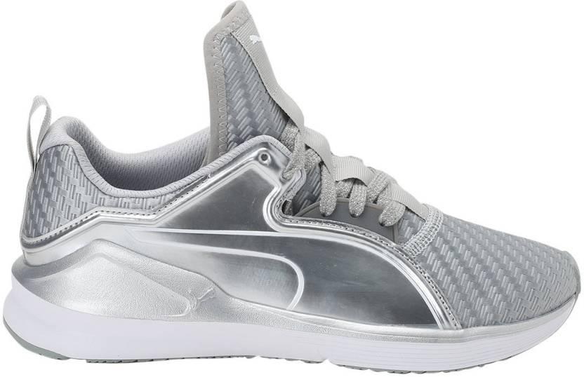 8a4318162ed2 Puma Fierce Low Metallic Wns Training   Gym Shoes For Women - Buy ...