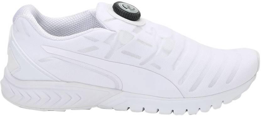 44d0feebb5ae87 ... 2017 Fashion Women PUMA IGNITE Disc 39 s Running Shoes Pink Glo White   arrives 408fe 99ce9 Puma IGNITE Dual DISC Dip Running Shoes For Men ...