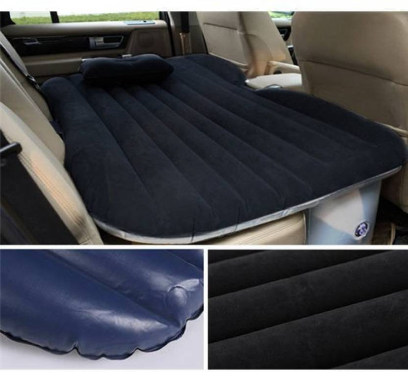 Unique Cartz Uc7721 Travel Bed Sleeping Back Seat Airbed Comfortable