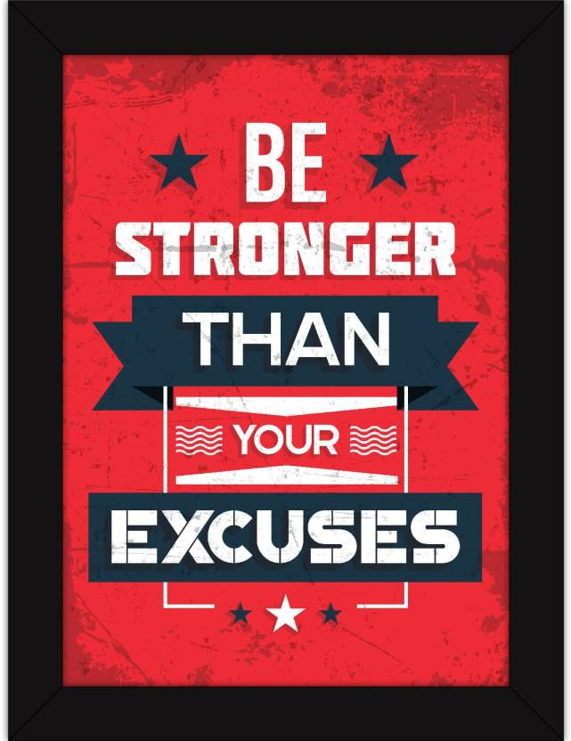 Motivational Posters For Office And Home Decor