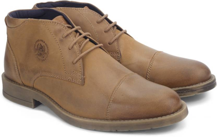 2d3a48748 U.S. Polo Assn TROY Corporate casual shoes For Men