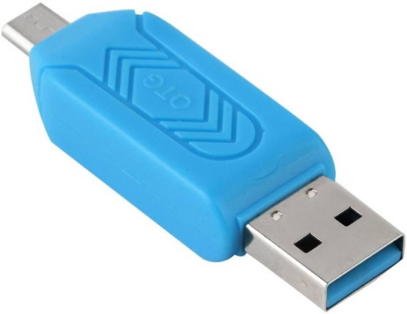 YTM OTG SD and Micro SD Card Reader