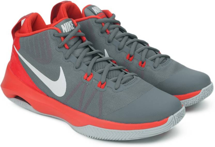 037c97a64d52 Nike AIR VERSITILE Basketball Shoes For Men - Buy COOL GREY WHITE ...