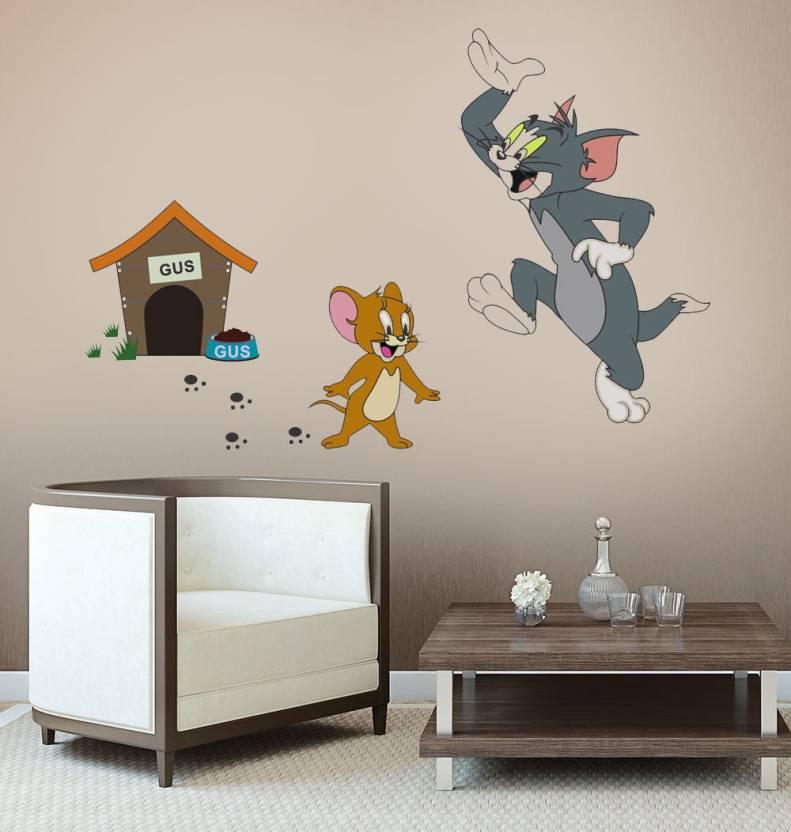 New Way Decals Wall Sticker Comics Wallpaper 80 cm X 100 cm