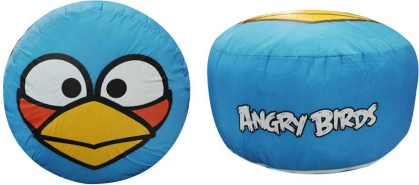 Shrih Angry Birds Soft Seat - 24 8 cm - Angry Birds Soft
