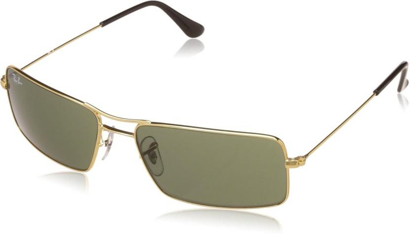 034a407c0d64 ... france ray ban rectangular sunglasses 41397 5e2e8