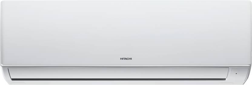 Hitachi 1 Ton 5 Star BEE Rating 2017 Split AC - White