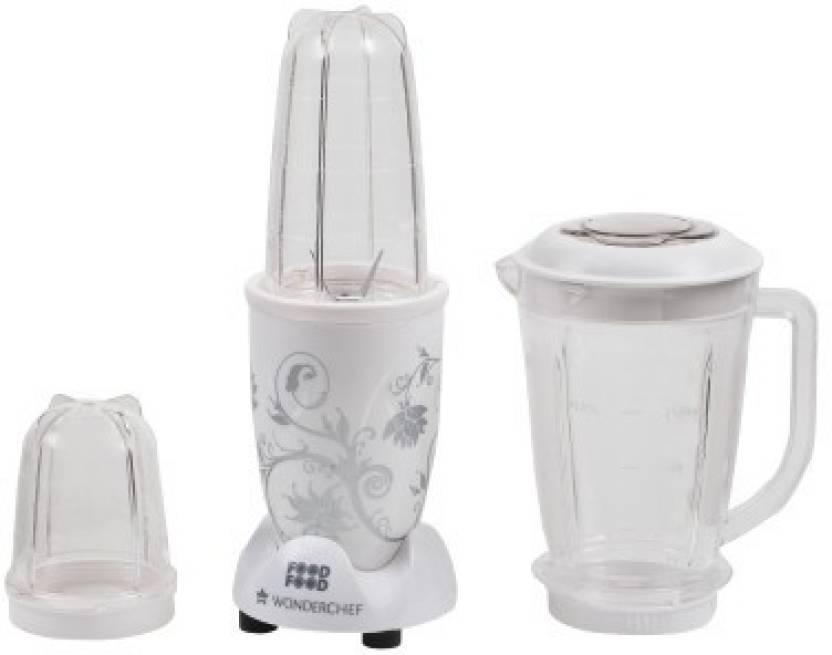 Wonderchef nutriblend with jar 400 W Juicer Mixer Grinder