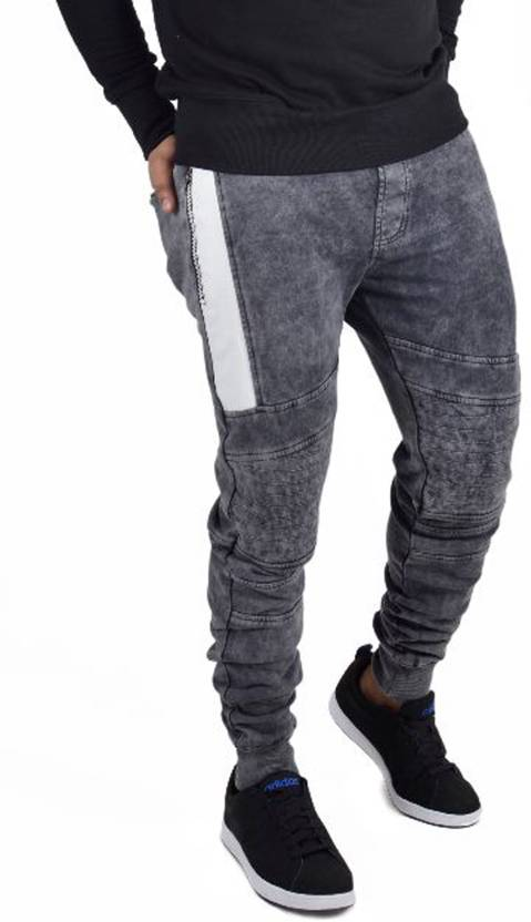 bbe87df7 Fugazee Solid Men's Grey Track Pants - Buy Fugazee Solid Men's Grey Track  Pants Online at Best Prices in India | Flipkart.com
