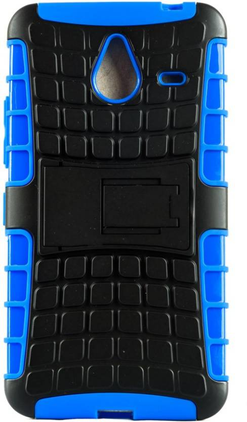 Mystry Box Back Cover for Nokia N640xl case Blue