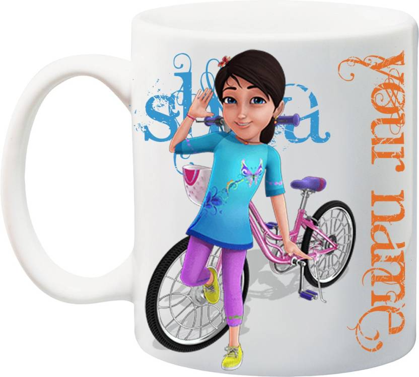 07b57f75e Mee Wizard Shiva with Cycle Ceramic Mug Price in India - Buy Mee ...