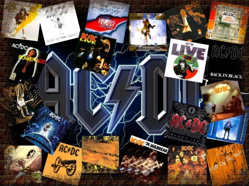 Music Ac Dc Band Music Australia Hd Wallpaper Background