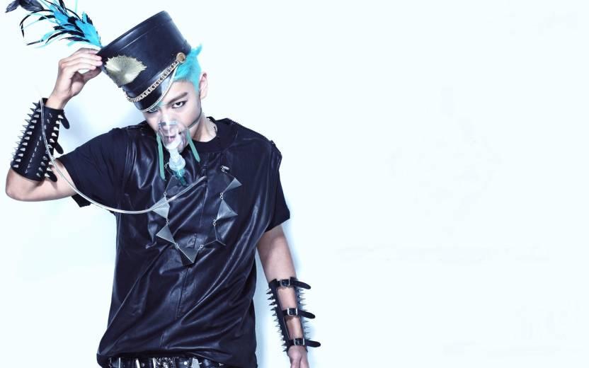 Music Big Bang Band Music South Korea T O P Bigbang Hd Wallpaper