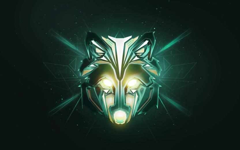 Music Hardwell DJ Remix Wolf Artistic HD Wallpaper