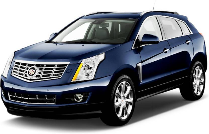 Jaibros Blue Cadillac Srx Remote Control Scale 1 14 Toy Car For Kids