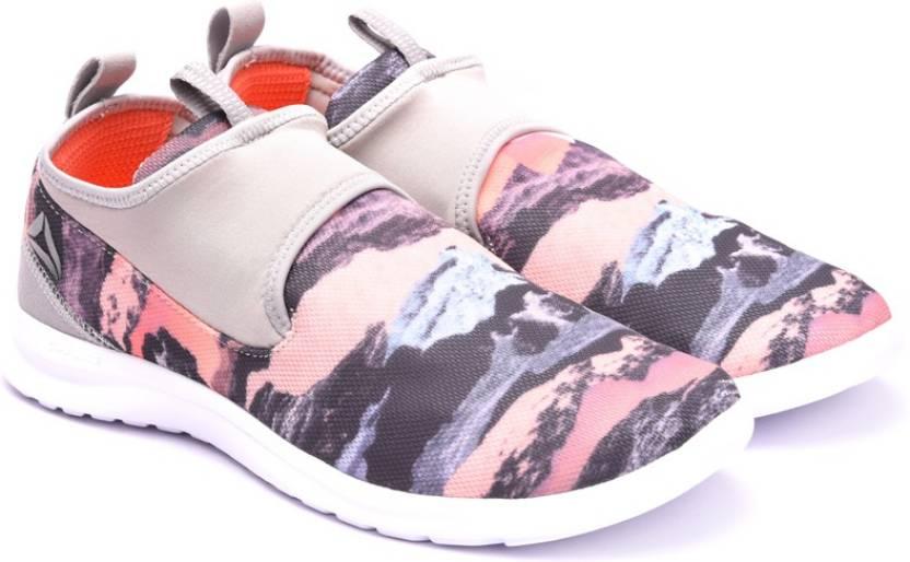 7491a2e8799 REEBOK DMX LITE WALK SLIP GP Walking Shoes For Women - Buy GREY ...