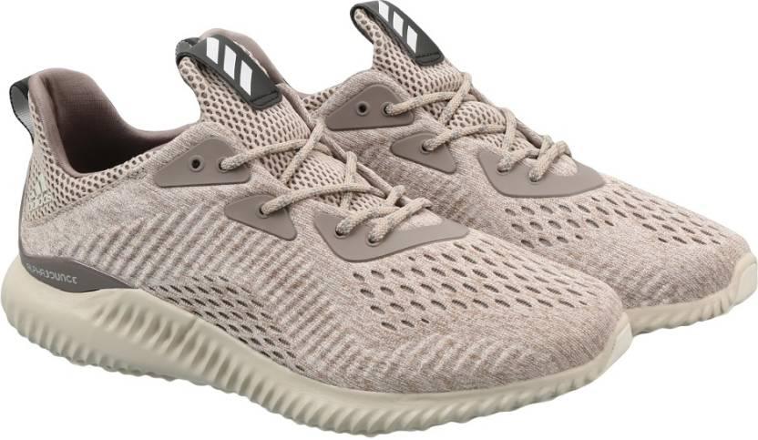 6ee7ff182a885e ADIDAS ALPHABOUNCE EM M Running Shoes For Men - Buy TECEAR CBROWN ...
