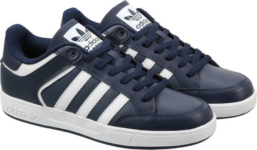 adidas originali varial basso scarpe per gli uomini comprano conavy / ftwwht
