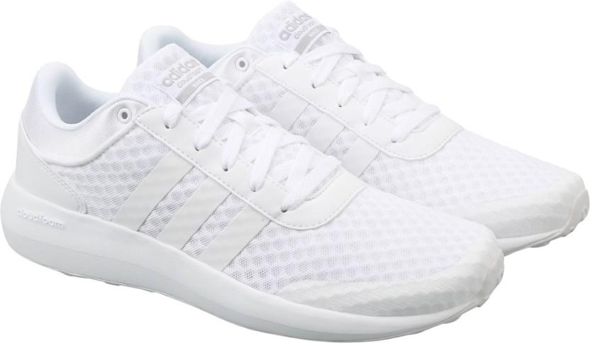 Shopping - adidas cloudfoam race white - OFF 62% - Shipping is ...