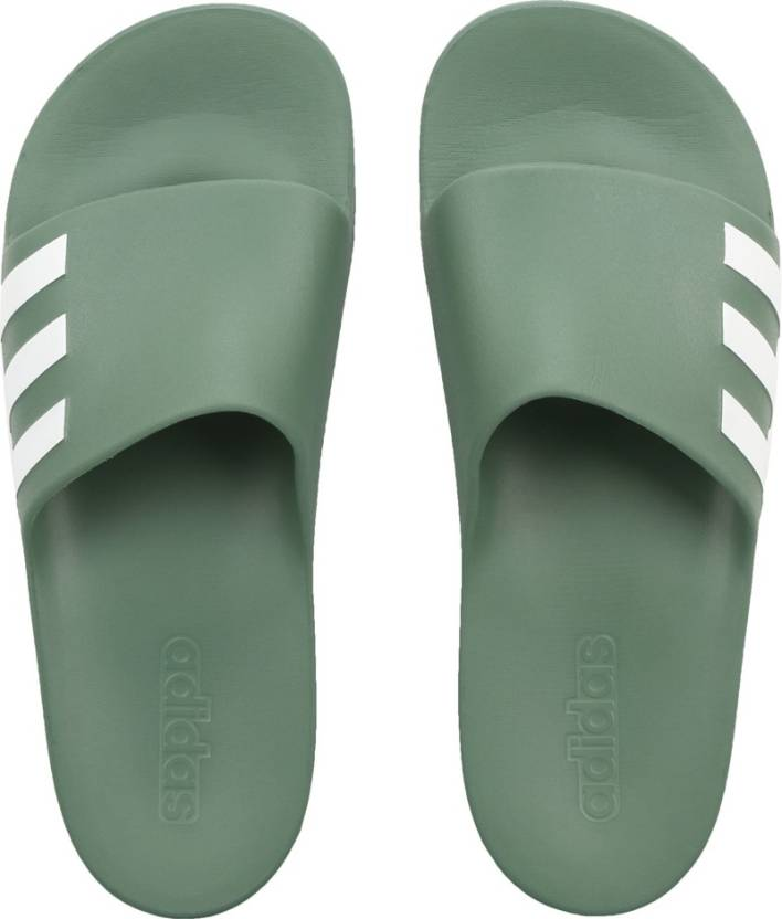 5f93c71f3 ADIDAS AQUALETTE CF Slides - Buy TRAGRN FTWWHT TRAGRN Color ADIDAS  AQUALETTE CF Slides Online at Best Price - Shop Online for Footwears in  India