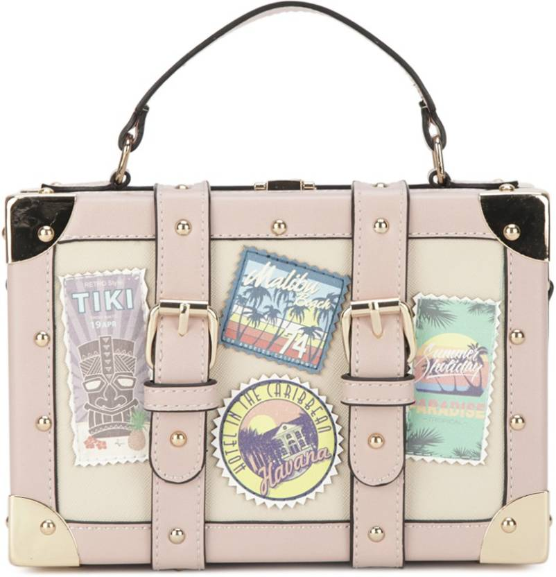 ea1bc214c52 Buy ALDO Hand-held Bag Bone/Blush/Patches Combo W/Lt Gold Hw Online ...