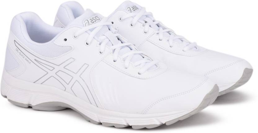 Asics Running Shoe For Men - Buy WHITE SILVER WHITE Color Asics ... 5a767c57948d