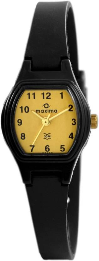 Maxima 07450PPLW Watch  - For Women