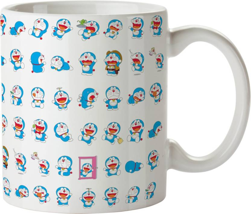 Zokasa Doraemon Coffee