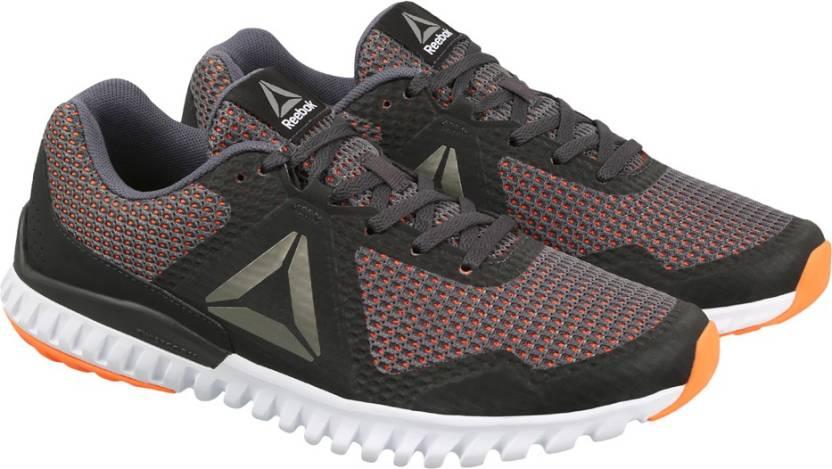 c9e62f09c201 REEBOK TWISTFORM BLAZE 3.0 MTM Running Shoes For Men - Buy GREY COAL ...