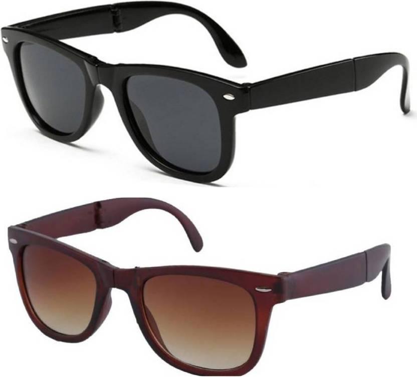 Poloport Wayfarer Sunglasses