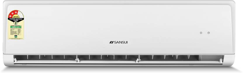 Sansui 1.5 Ton Inverter (3 Star) Split AC  - White