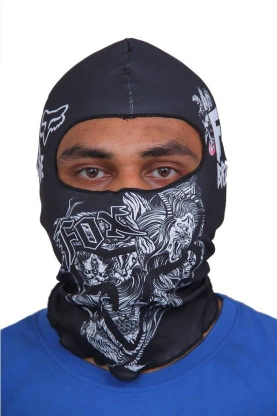 65fe0735810 BALACLAVA Multicolor Bike Face Mask for Boys   Girls Price in India ...