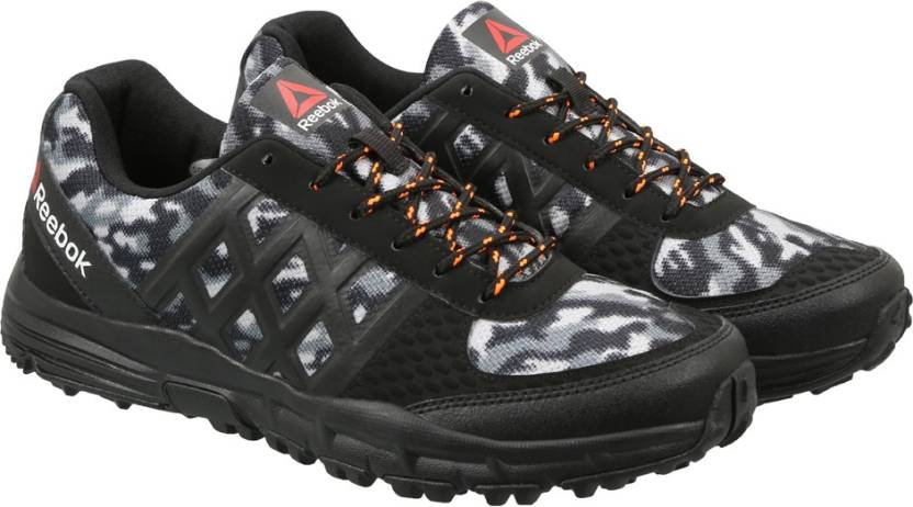 REEBOK CAMO TREK 2.0 Outdoor Shoes For Men - Buy GRY CAMO WLD ORANGE ... 1a0ddc2eb