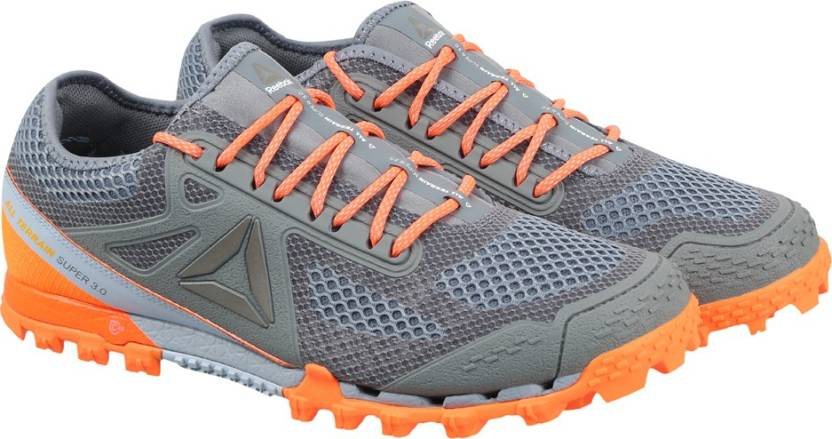 96d7586c8 REEBOK ALL TERRAIN SUPER 3.0 Running Shoes For Men - Buy DUST GREY ...