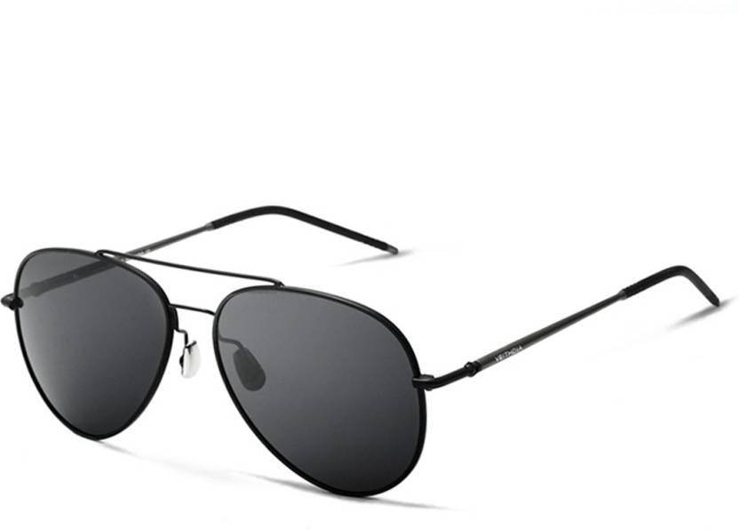 Black For Prices Veithdia Buy OnlineBest Aviator Sunglasses Men kuPXZiO