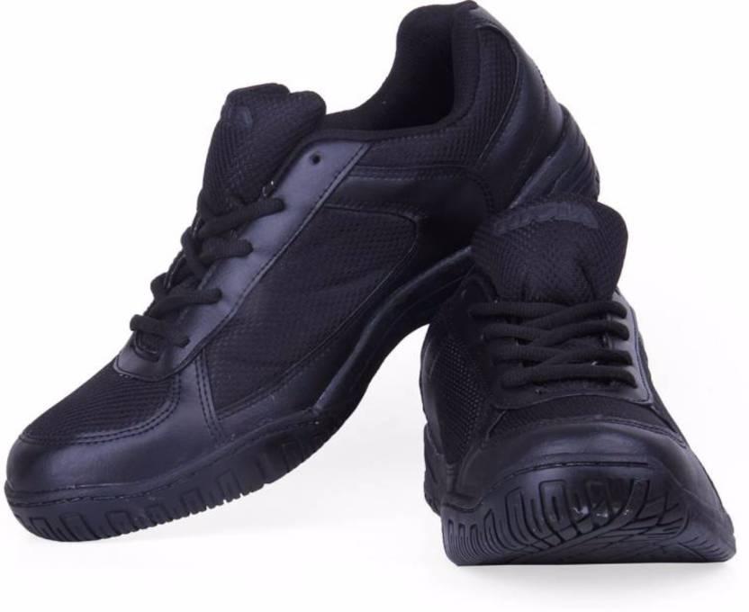 909c46893 Nivia Black School Shoes with lace Ups For Men - Buy Nivia Black ...