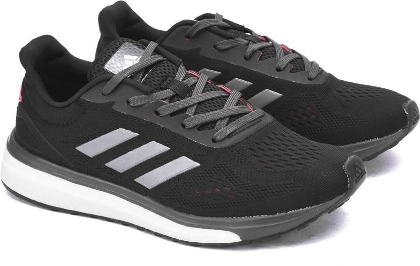 ADIDAS RESPONSE LT W Running Shoes For Women Buy CBLACK