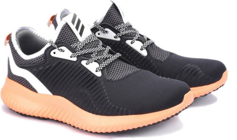 4db0196a11543 ADIDAS ALPHABOUNCE LUX W Running Shoes For Women - Buy CBLACK EASORA ...