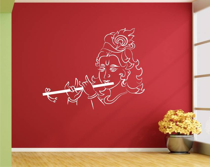 Wall Guru Large Home Décor wall Sticker Sticker Price in India - Buy ...