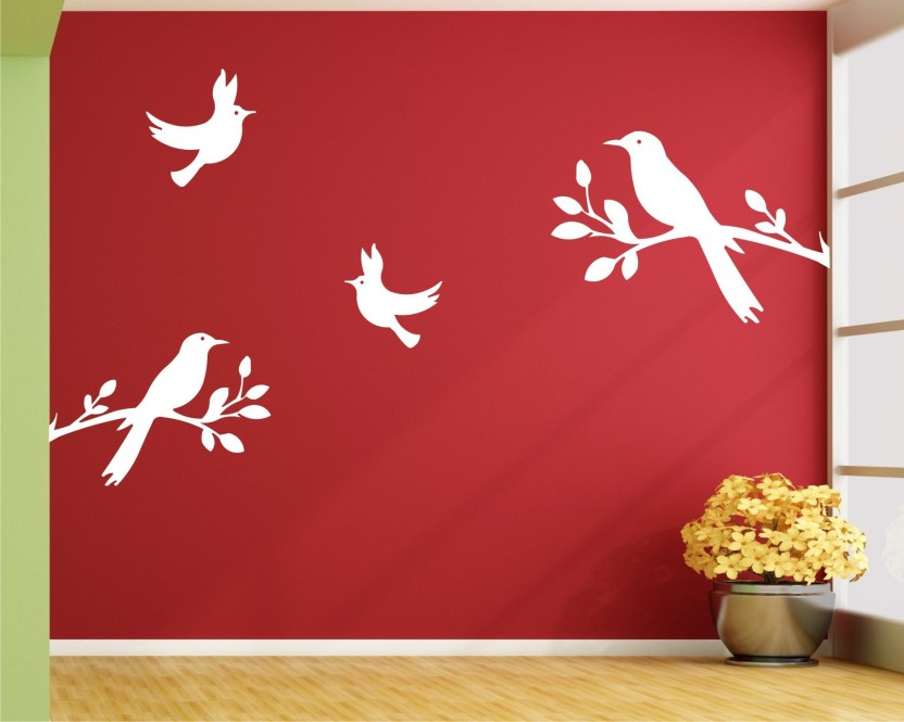 Removable  Cabinet Decal Home Decor Wall Sticker women  kitchen bed bathroom 4