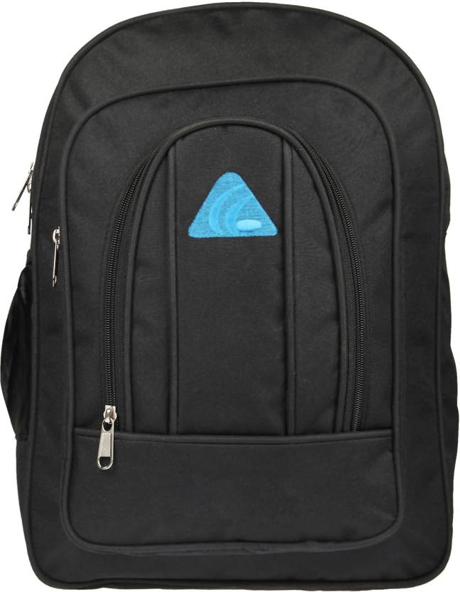 STARWAY SCHOOL BAG 067 8.5 L Backpack Black with blue - Price in ... a7dad85f32