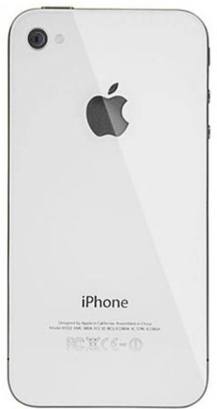 pretty nice 050be 47cd5 Angel Back Replacement Cover for Apple iPhone 4s