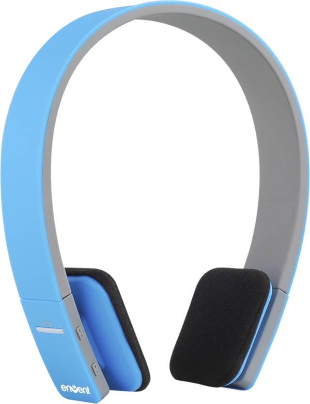 Envent Boombud Blue Wireless bluetooth Headphone