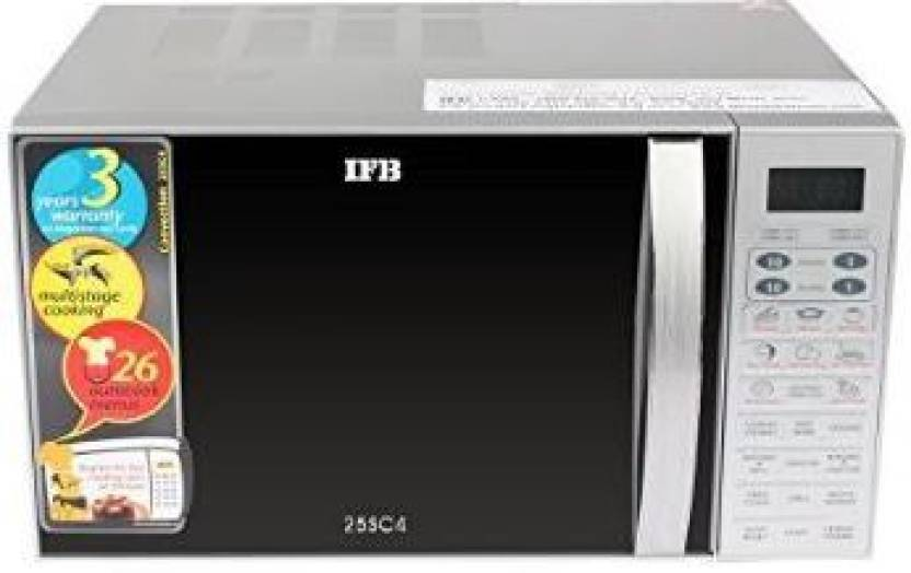 Flipkart Com Ifb 25 L Convection Microwave Oven Convection